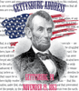 Gettysburg Address Shirt - Limited Edition - Men's,  Short Sleeve, Crew Neck