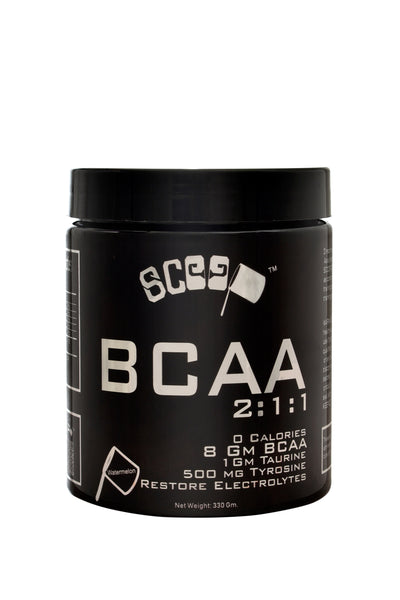 Scoop BCAA 2:1:1 30 Servings - Insta-Workout Muscle Recovery Supplement - Scoop...with lot of gainz