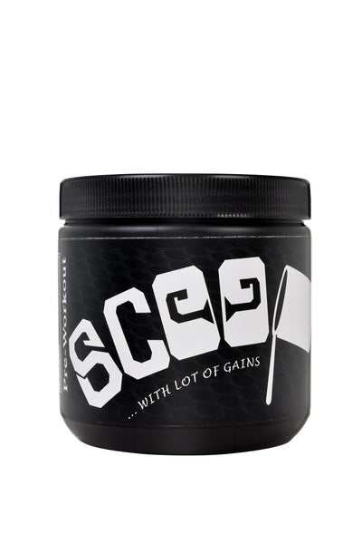 Scoop Pre-Workout - 30 Servings
