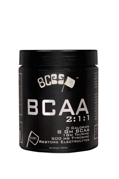 Scoop BCAA 30 serving KIWI flavour