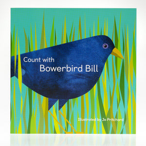 Count with Bowerbird Bill