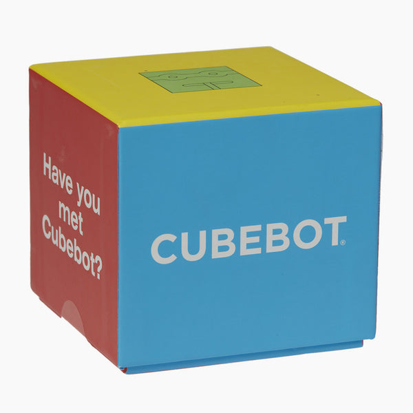 Cubebot Medium Multicolour