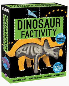 Dinosaur Factivity Book