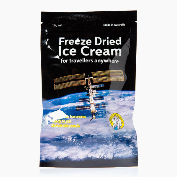 Freeze Dried Ice Cream - Astronaut Snack