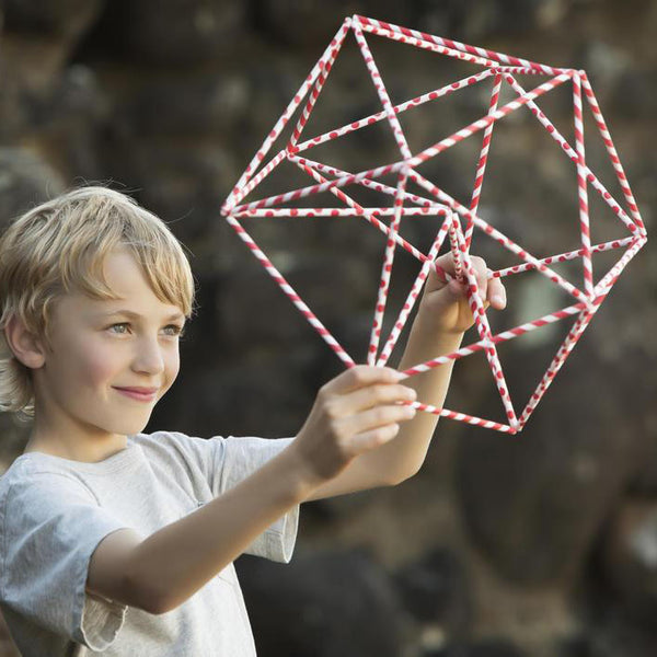 Geometric Paper Structures Kit
