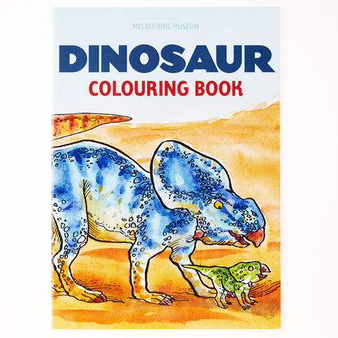 The Melbourne Museum Colouring Collection