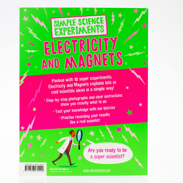 Simple Science Experiments - Electricity and Magnets