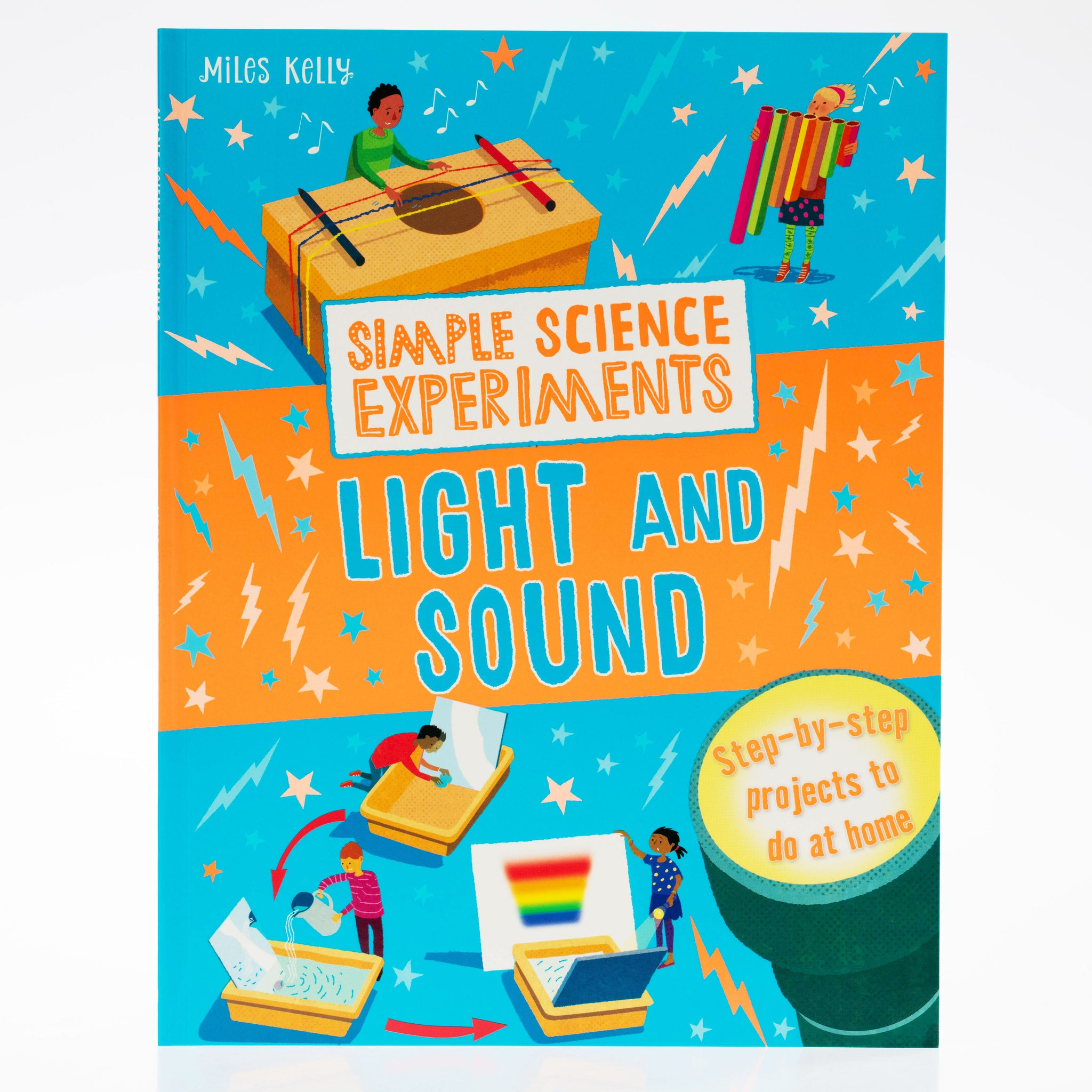 Simple Science Experiments - Light and Sound