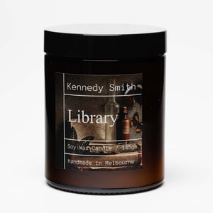 Library Soy Candle