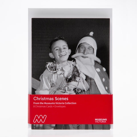 Museums Victoria Festive Season Cards (8 pack)