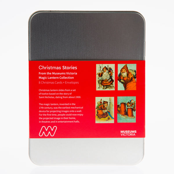 Museums Victoria Festive Stories Cards (8 pack)