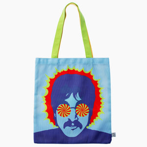 Lennon and Hendrix Tote