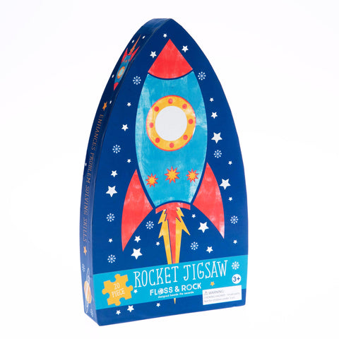 Rocket Jigsaw Puzzle (20pc)