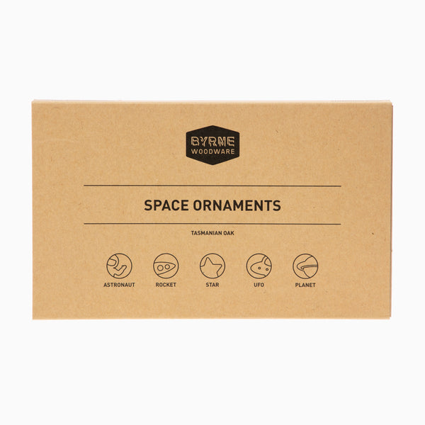 Space Ornament Box Set