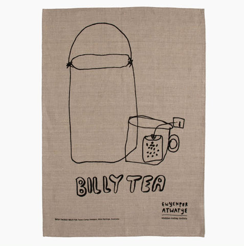 Billy Tea Tea Towel