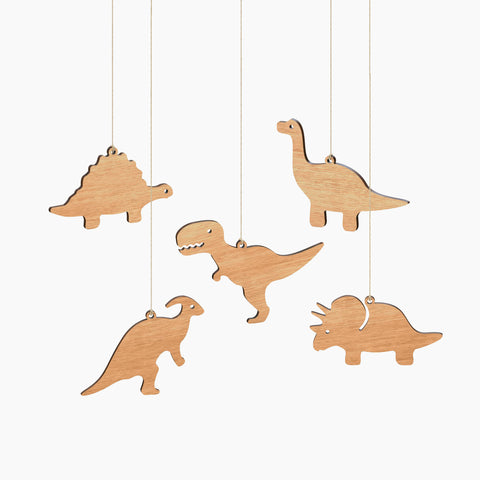 Dinosaur Ornament Box Set