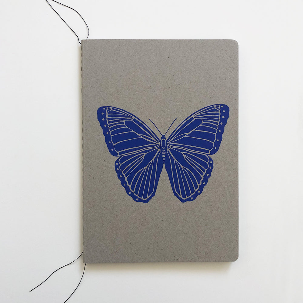 Butterfly Notebook x Museums Victoria
