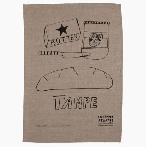 Tampe Tea Towel