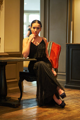 caftan-inspiration-orientale-black-pearl-assise