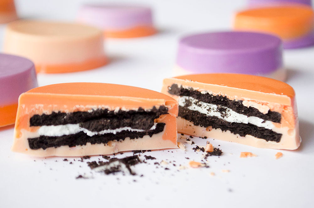 AUTUMN CHOCOLATE COVERED OREOS – Layer Cake Shop