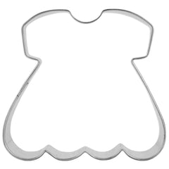 Baby Dress Cookie Cutter