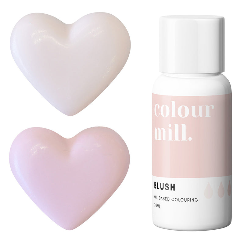 Blush Colour Mill Oil Based Food Coloring