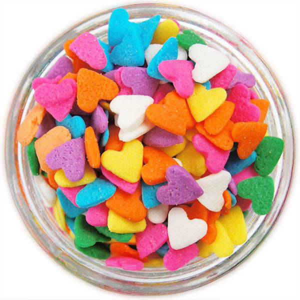 Bright Heart Sprinkles