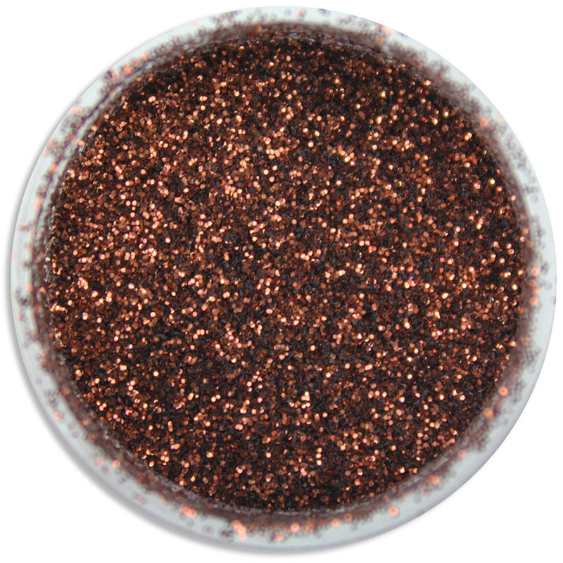 Chocolate Brown Disco Dust