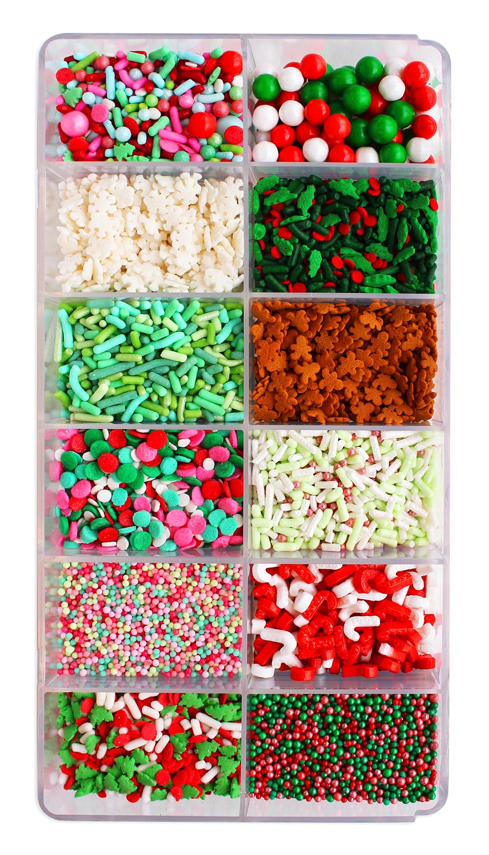 Christmas Party Sprinkle Box