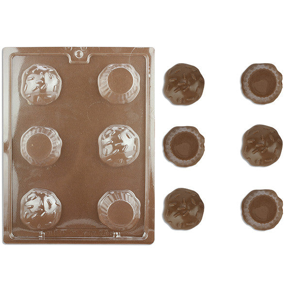Cupcake Chocolate Mold