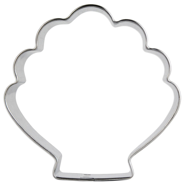 Cute Clam Shell Cookie Cutter