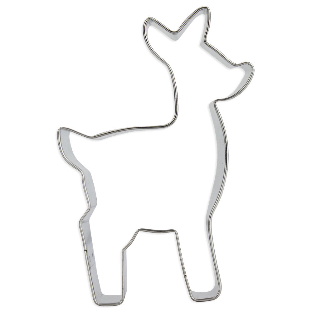 Cute Deer Cookie Cutter
