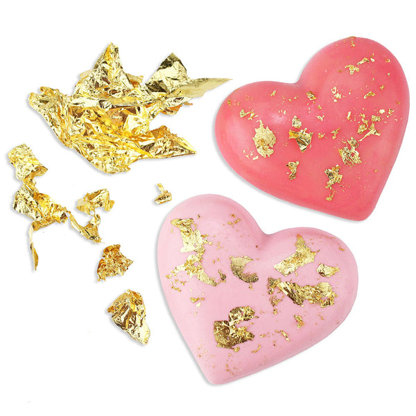 Edible Gold Leaf - 23 Karat