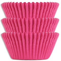 Electric Pink Baking Cups