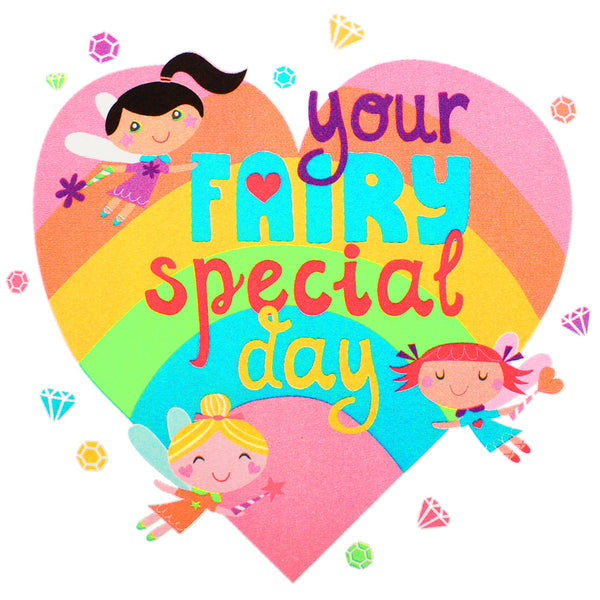 Fairy Special Day Edible Image