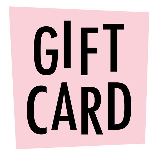 Layer Cake Shop Gift Card