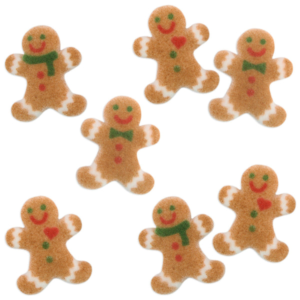 Gingerbread Men Sugars