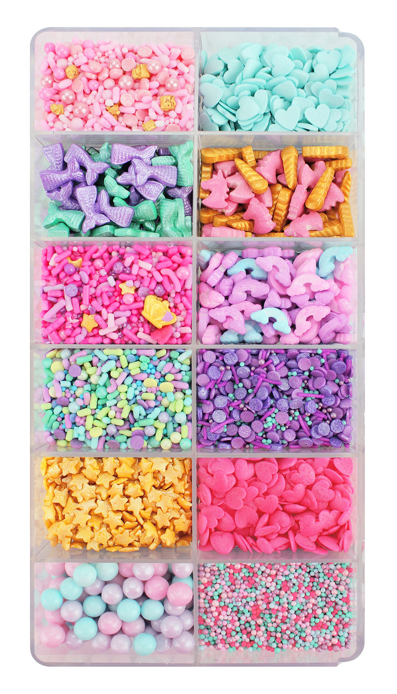 Girl Party Sprinkle Box