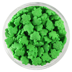 Green Shamrock Sprinkles