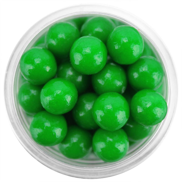Green Sugar Pearls 8MM