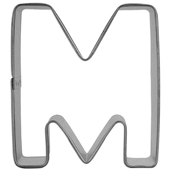 Letter M Cutter