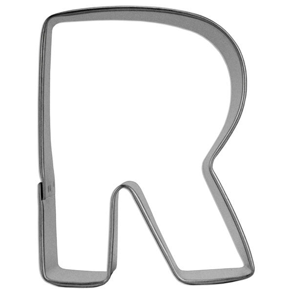 Letter R Cutter