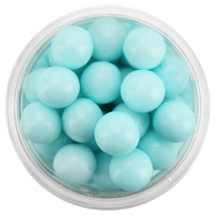 Light Blue Sugar Pearls 8MM