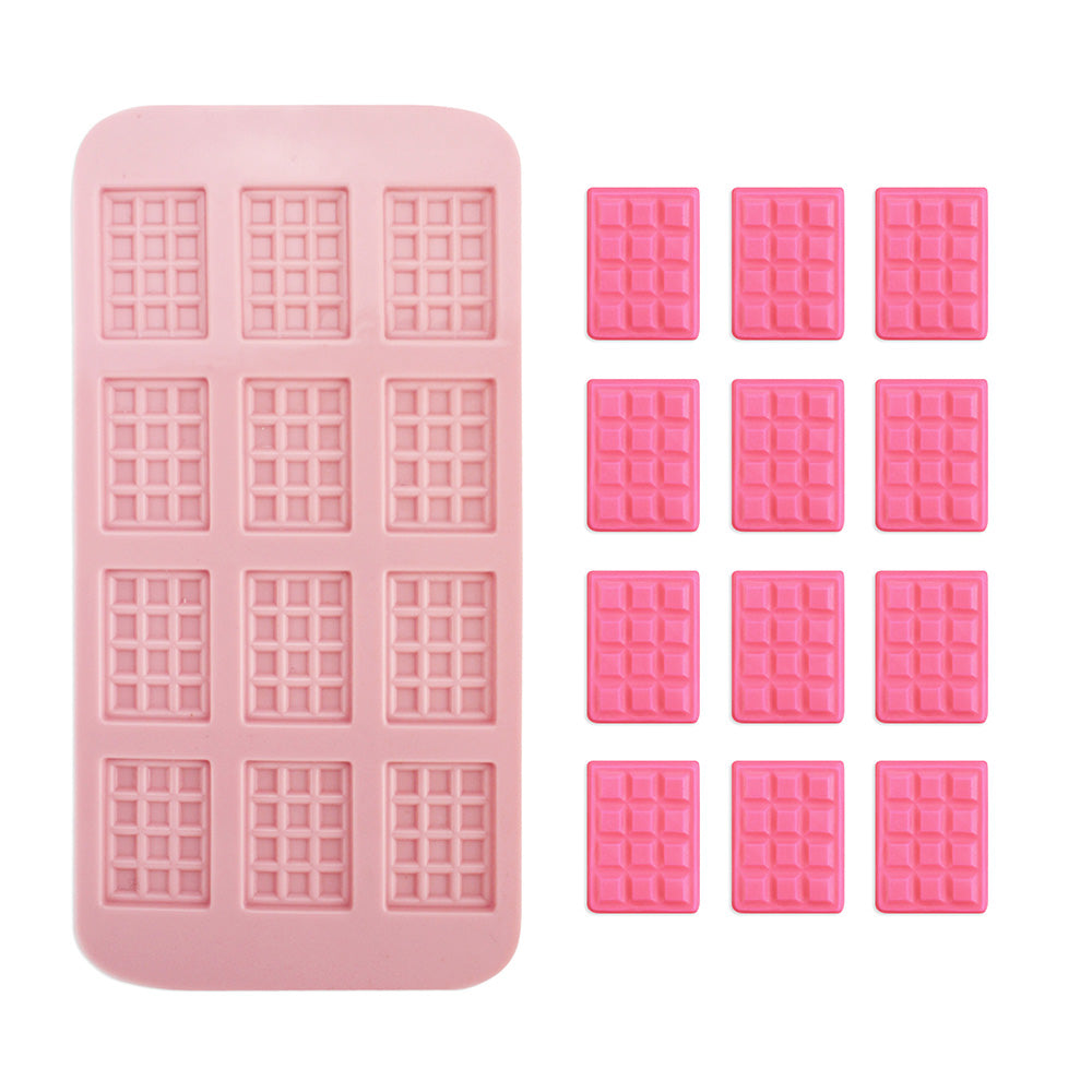 Mini Candy Bar Silicone Mold