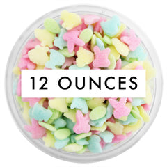 Mini Pastel Easter Assortment Sprinkles 12 OZ