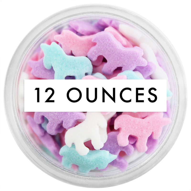 Pastel Unicorn Sprinkles 12 OZ