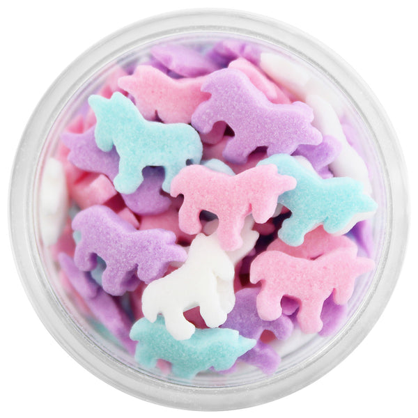Pastel Unicorn Sprinkles