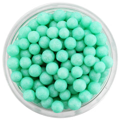 Pearly Mint Green Sugar Pearls