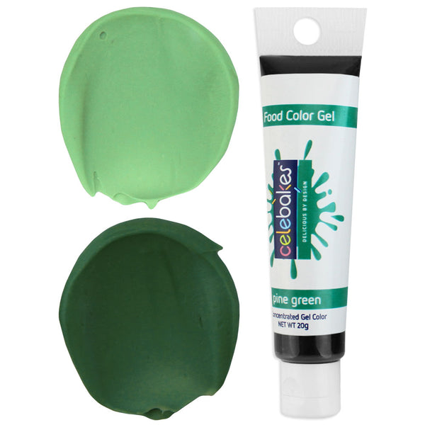 Pine Green Gel Food Coloring - Celebakes