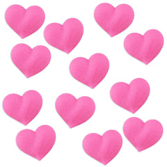 Pink Icing Hearts